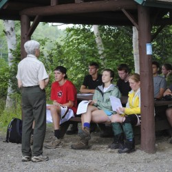 Baxter expedition forms next generation of wilderness leaders