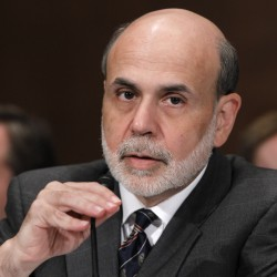 For Fed chief, no news makes for a successful day