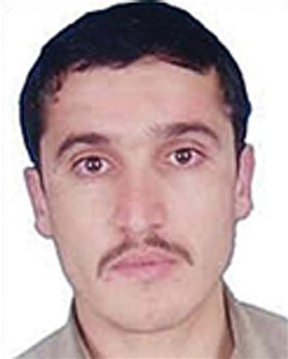 This undated photo made available by the U.S. National Counterterrorism Center shows Atiyah Abd al-Rahman. U.S. and Pakistani officials said Saturday, Aug. 27, 2011, that al-Qaida's second-in-command has been killed in Pakistan.