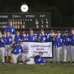 District 3 Baseball Champs