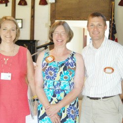 Unity Rotary Club installs new officers