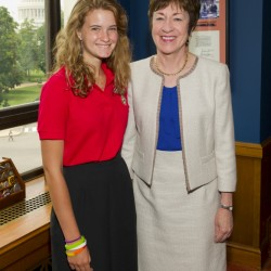 New Dirigo Girls State governor calls campaign experience 'intense'