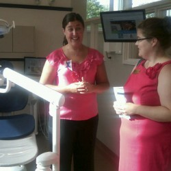 UCB dental clinic unveils imaging equipment