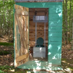 2011 Bangor Daily News Original Outhouse Contest