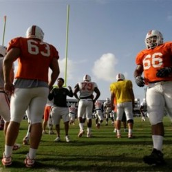 NCAA: 8 Miami Hurricanes players must sit out games, repay benefits