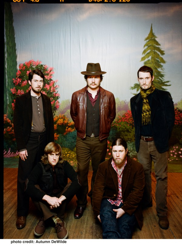 My Morning Jacket is one of the bands that will headline KahBang's two-day music festival on the Bangor Waterfront on Aug. 12 and 13.