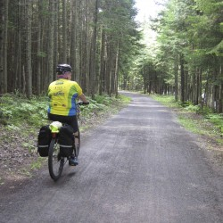 Cycling in Tuscany provides challenges, personal triumphs
