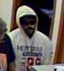 Manhunt on for Unity credit union robber