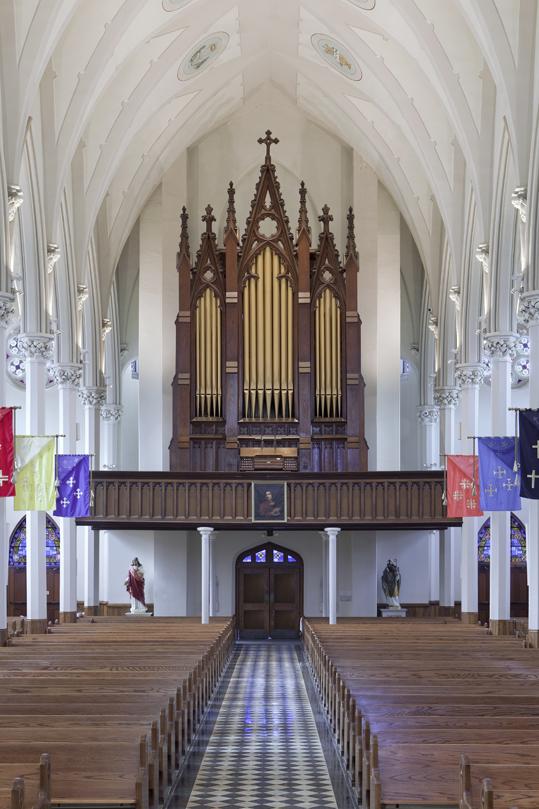 E&GG Hook organ, Opus 288