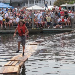 Throngs turn out for Camden Windjammer Festival