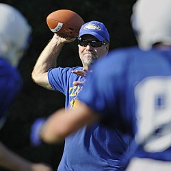 Hermon football shines, but playoffs will have to wait