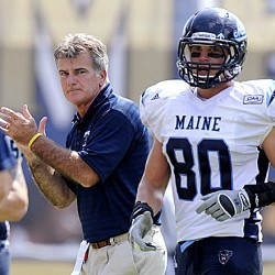 Managing injuries key to UMaine football's fortunes in CAA play