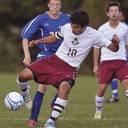 Caballero rallies Orono boys soccer team past OId Town