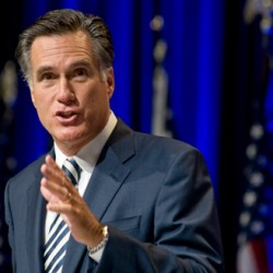 Romney to heckler: 'Corporations are people, my friend'