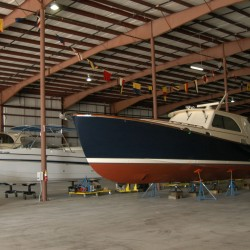 Storage tips for trailerable boats during hurricanes