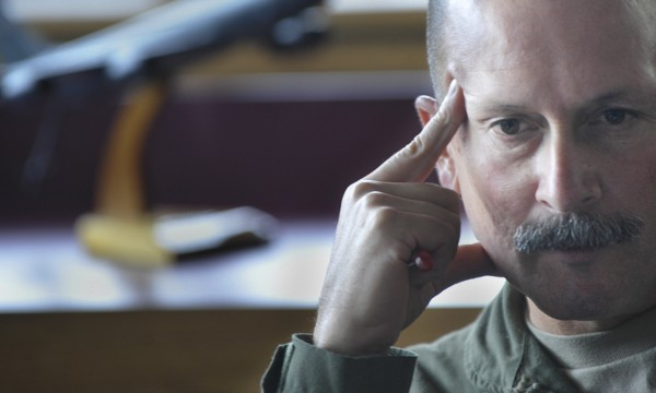 During a recent interview with fellow senior officers, Col. John D'Errico, Wing Commander for the 101st Air Refueling Wing in Bangor, Maine reflects on the Air Guard's immediate response to the September 11, 2001 attacks.