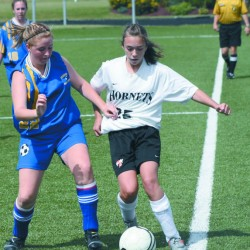 Goalkeeper Pyne gains honor of attending national camp