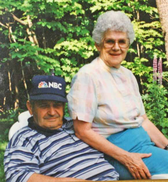 Phil and the late Marie Bernaiche of Houlton recently were honored for their efforts on behalf of the mentally ill by being included in the National Alliance of Mental Illness Hall of Fame.