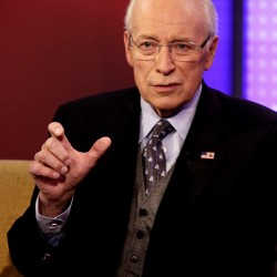 Five myths about Dick Cheney