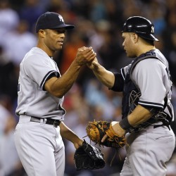 Jorge Posada apologizes to Yankees manager Girardi
