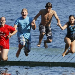 After boy loses eye to cancer, Maine family finds solace at Casco camp