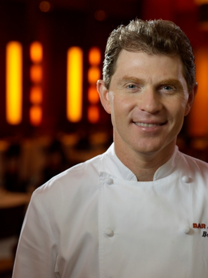 Bobby Flay gives his recipe for eating healthfully.