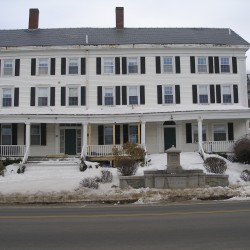Life, lights return to 230-year-old Bucksport inn after years of vacancy