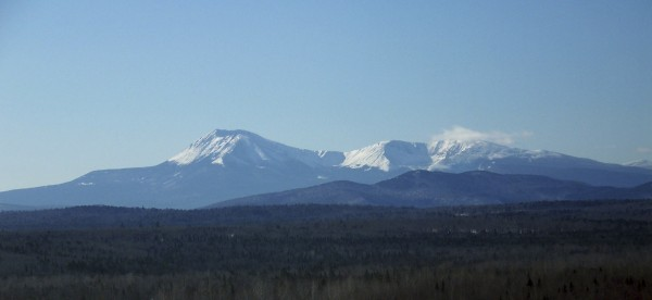 The University of Maine will build a replica of Mount Katahdin using whoopie pies.