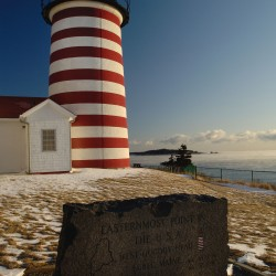 Portland Head Light featured in new coastal lighthouses stamp series