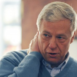 House passes bill co-sponsored by Michaud forcing military to buy American-made sneakers
