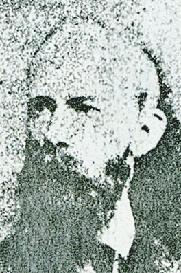 A faded photograph of Marcellus Emery appeared in the Aug. 12, 1931 edition of the Bangor Daily News to illustrate a memoir about the 1861 sacking of Emery's newspaper office.