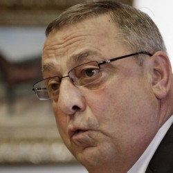 LePage cannot walk alone