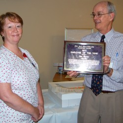 Pen Bay Honors Employee for dedication