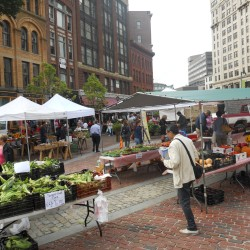 South Portland farmers market looks to overcome almost yearly moves, slow start