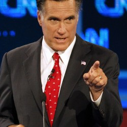 Mitt Romney is pretty funny. Who knew?