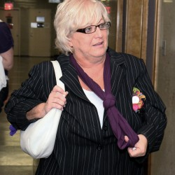 Judge frees Maine woman who killed abusive husband
