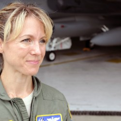 First fighter pilots scrambled on 9/11 were on a suicide mission