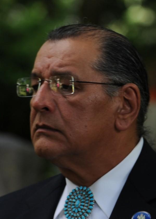 Penobscot Tribal Representative Wayne Mitchell