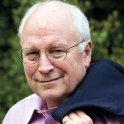 Dick Cheney continues to provoke, aggravate