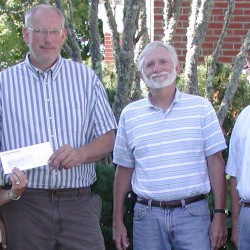 Rockland library endowment donation