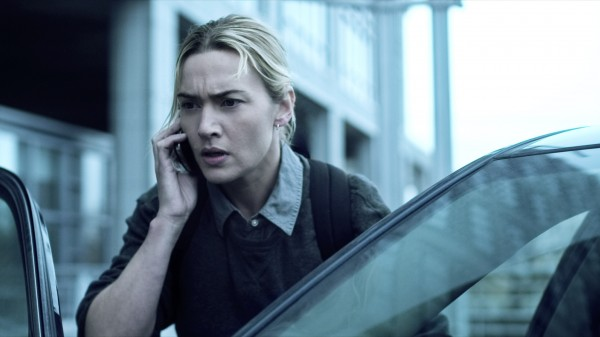 "In this image released by Warner Bros. Pictures, Kate Winslet is shown in a scene from the film ""Contagion."""