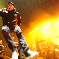 Punk band Dropkick Murphys shipping up to Bangor