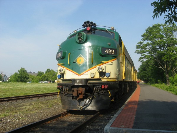 Maine Eastern Railroad in Rockland has experienced a significant drop in freight and passenger traffic during the past few years and the company has cut back significantly on its passenger excursion service this summer.