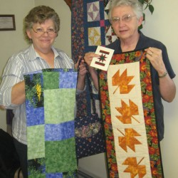 Camden library exhibits work by quilter