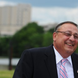 LePage says jobs needed to keep graduates in Maine