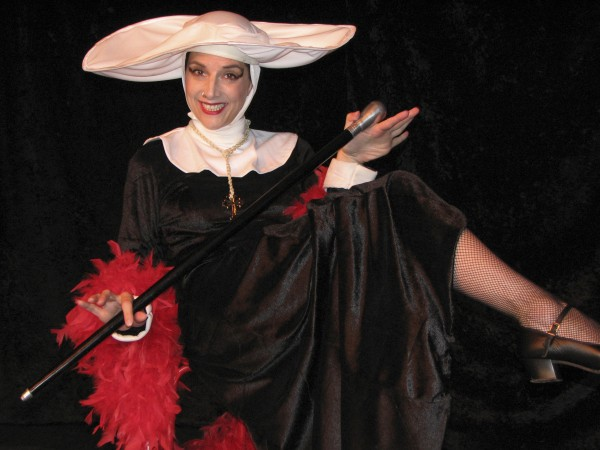 "Soprano Kathleen Christie will star in the one-woman show, ""Sister Robert Anne's Cabaret Class,"" at 7:30 p.m. Friday and Saturday, Sept. 23-24 and Friday and Saturday, Sept. 30 and Oct. 1; and 3:30 p.m. Sunday. Sept. 25 and Oct. 2."