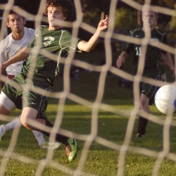 Rioux leads Hermon boys soccer team past Old Town