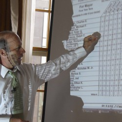 Yarmouth lawmakers propose using controversial ranked-choice voting statewide