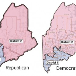 GOP holds firm on redistricting plan, Democrats barely budge