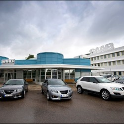Saab denied bankruptcy protection